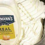Mayonnaise flavoured ice cream hits shelves