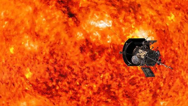 NASA launch Sun probe