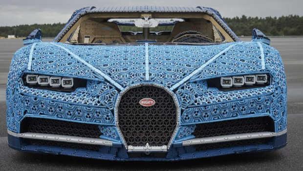 Lego Builds Life Size Car Kiwi Kids News