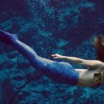 Swimming like a mermaid is an extreme sport