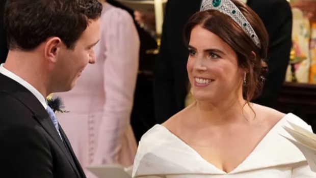 Princess Eugenie and Jack Brooksbank marry