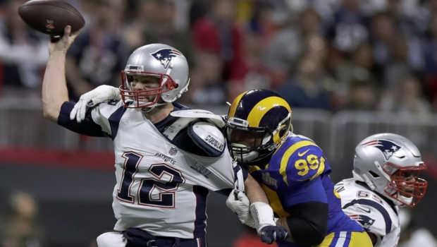 Patriots win Superbowl 2019