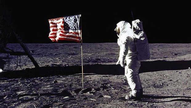 50 years since moon landing